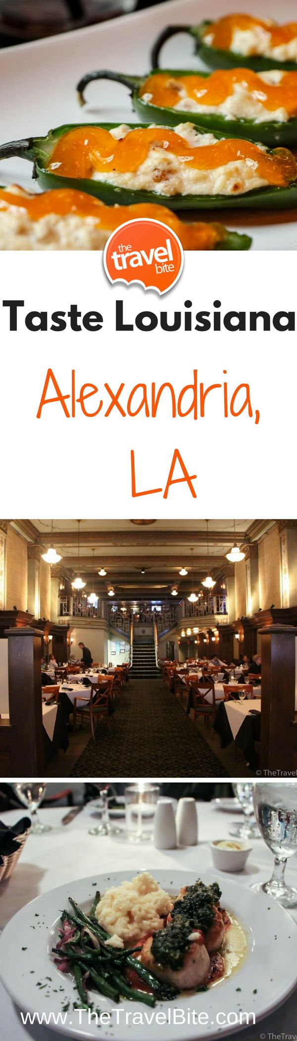I must confess, I had not heard of Alexandria before Louisiana Tourism invited me to explore their culinary trails, but I'm so thankful for the introduction as it's a great destination for two of my favorite things – history and food.