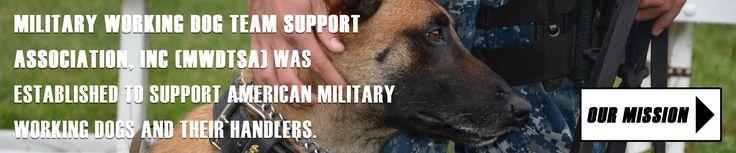 Military Working Dog Team Support Association (MWDTSA), Inc.