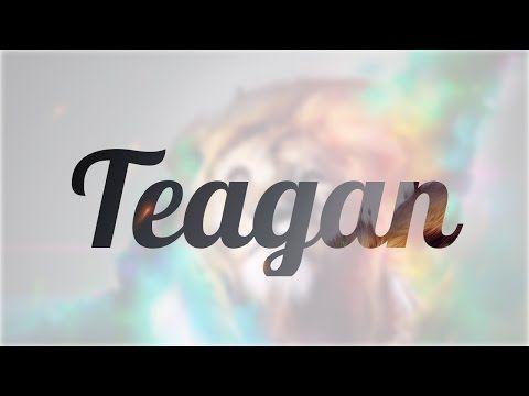 Significado de Teagan, nombre Irlandés para tu bebe niño o niña (origen y personalidad) - YouTube