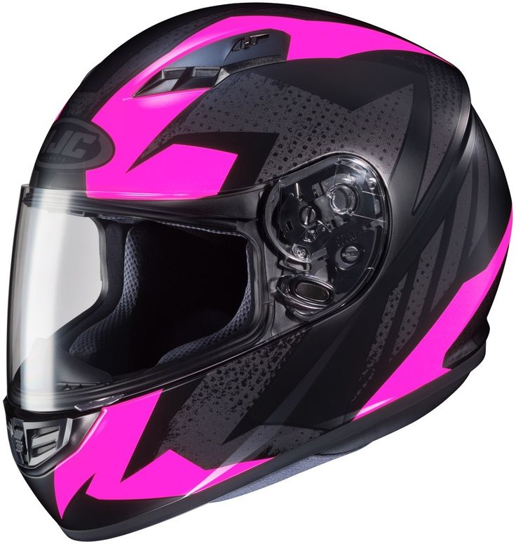 HJC CS-R3 Treague Full Face Womens Motorcycle Helmets
