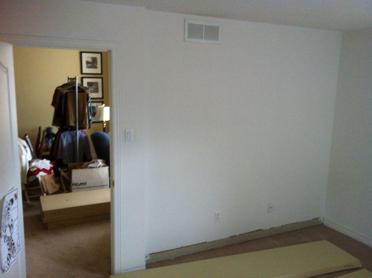 Bedroom Wardrobe - Before