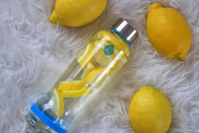 New BPA-free My Equa water bottle <3 <3 @equabottle #healthyliving