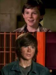 He grew