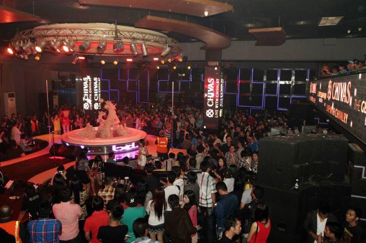Golden Crown Club, Jakarta Nightlife