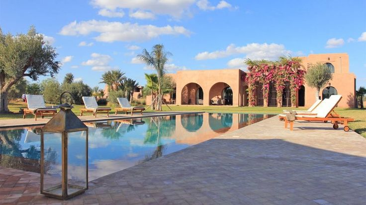 Dar with 6 rooms in Marrakech, with private pool, terrace and WiFi 2, Marrakesh, Morocco.