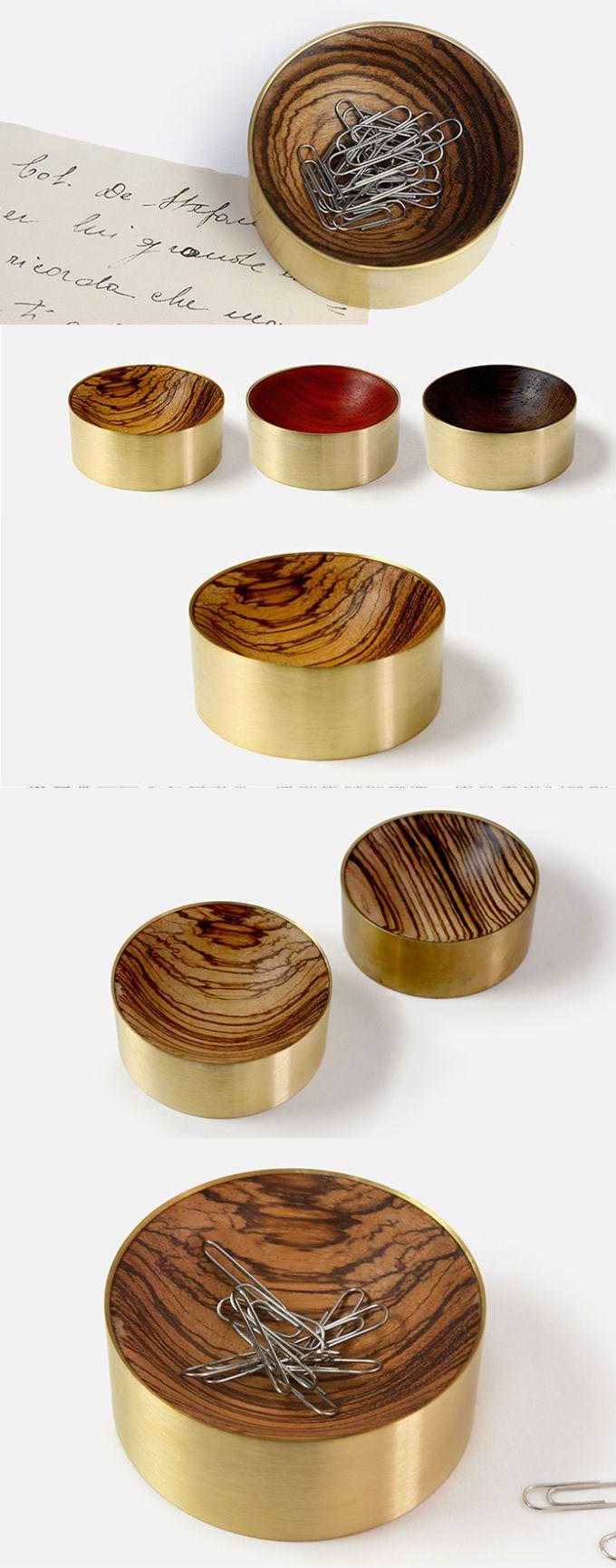 Wood Wooden Brass Magnetic Paper Clip Holder Magnetic Clip Collector Desktop Items Collectables The Clipper Paper Clips Holder Magnetic Paper Paper Clip [ 1730 x 680 Pixel ]