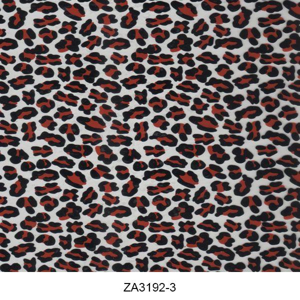Water transfer film animal skin pattern ZA3192-3