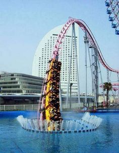 extreme rollercoasters - Google Search