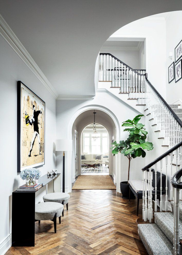 16 Beautiful Traditional Hallway Designs You Should Explore With