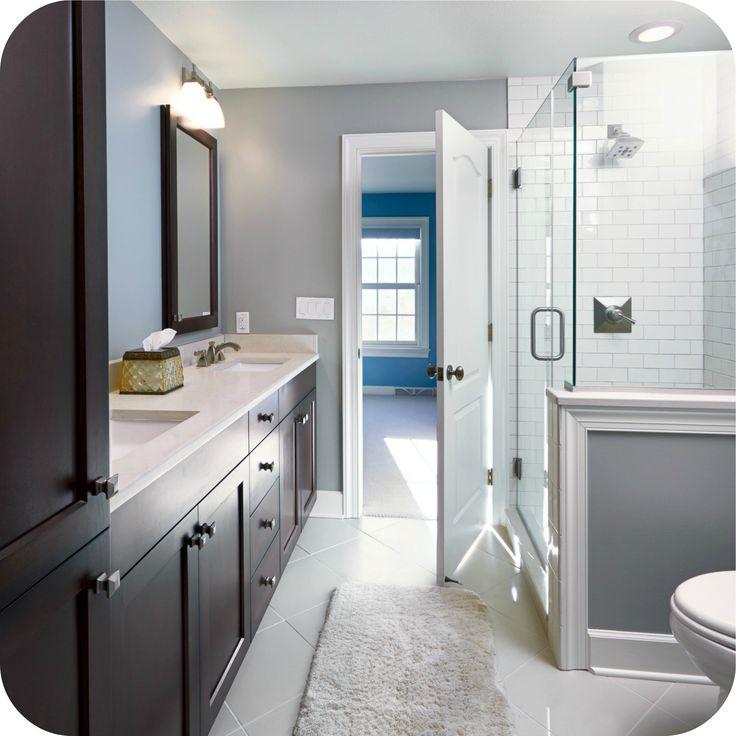 Best 25+ Grey Bathroom Cabinets Ideas On Pinterest
