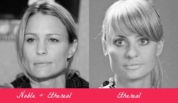 Robin Wright - Noble + Ethereal. Angelic – Ethereal & Noble   getthelook.pl