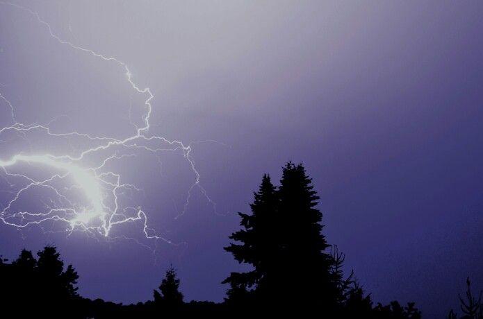 blesk, bouřka