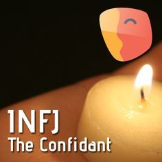 Getting emotionally close to an INFJ will be difficult, take some time and indeed may never happen. The INFJ world is so driven by values, by a complex belief system that it is difficult for outsiders to 'get in,' unless invited. Even then trust will be a process, not an event and once given will be seen as something precious and can thus be taken back as easily, if the INFJ perceives someone as having transgressed a precious value.