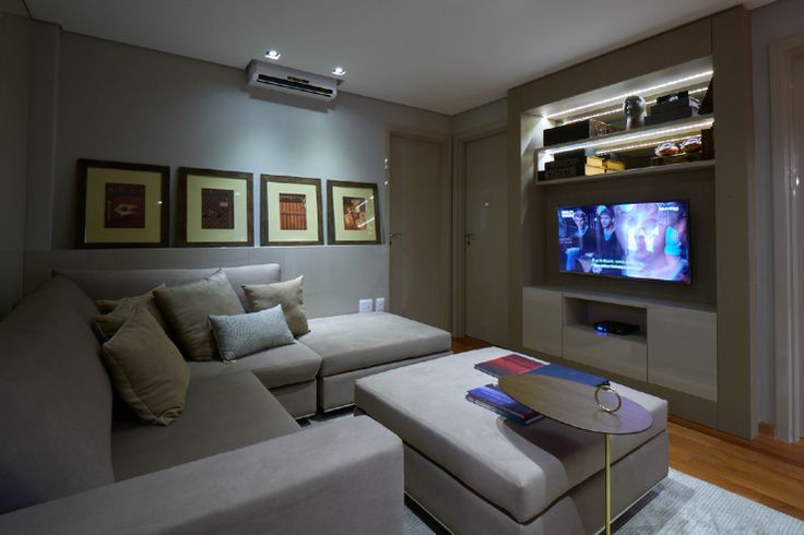 Sala Tv Home Theater ~  about sala de tv on Pinterest  Mesas, Home theater design and Ems