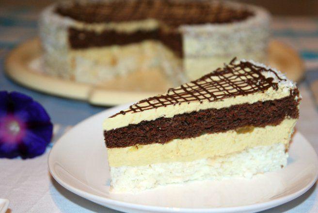 Retete Culinare - Tort rapsodia aromelor
