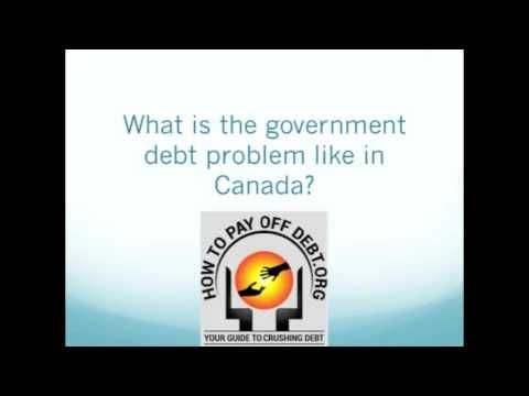 Canada Debt Crisis