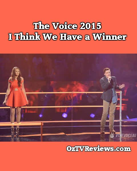 The Voice Battle Rounds, Round 3   #VoiceBattles #TheVoiceAu  I think we have a winner, find out who at  http://oztvreviews.com/2015/07/the-voice-battle-rounds-round-3/