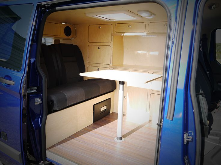 FORD TRANSIT CUSTOM Erwan - LD Camp