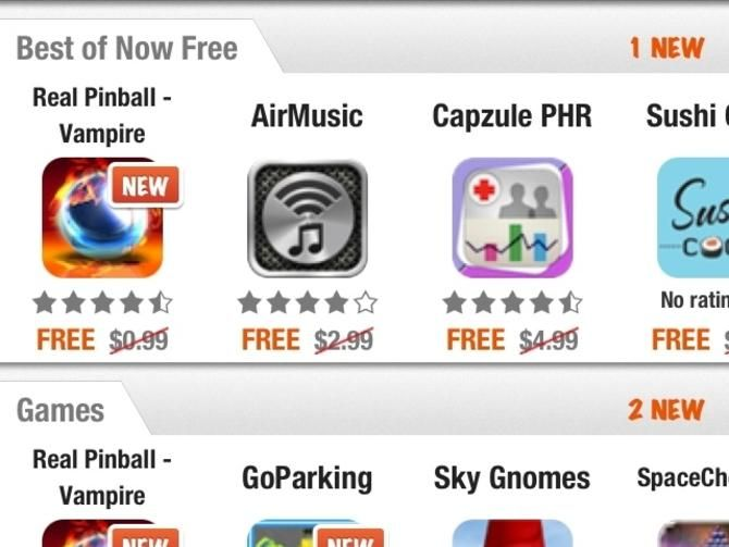 The ultimate iPhone app for finding free iPhone apps - CNET