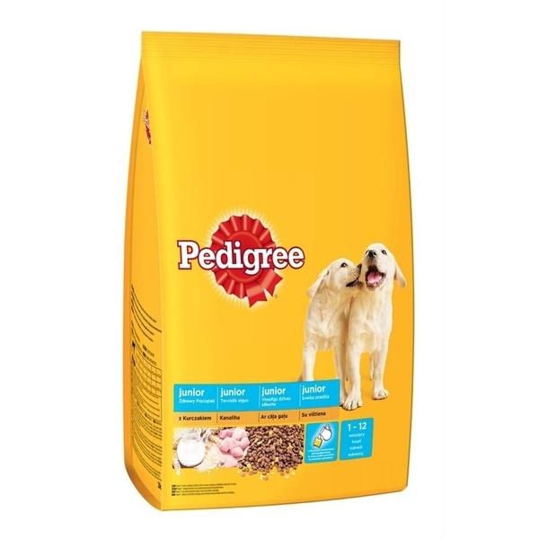 Pedigree Tavuk Etli & Pirinçli Yavru Köpek Maması