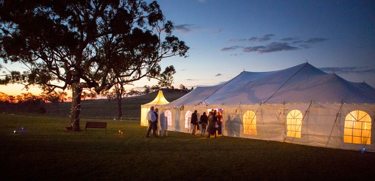 Marquee in backyard - Salt Studios| Toowoomba Wedding and Commercial Photography
