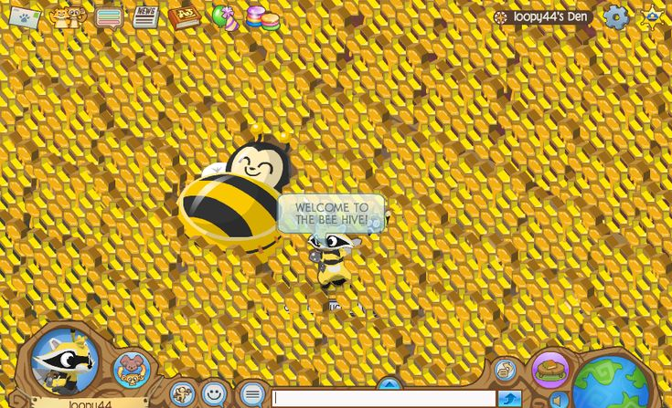 So cool! welcome to the bee hive! its loopy44s den