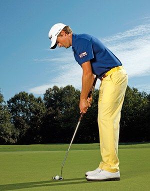 On the PGA Tour, Webb Simpson captured his first two career victories using a belly putter during the 2011 season. Senior Writer Guy Yocom sat down with Simpson to explore the club's impact on his game and offer up some belly-putting tips.