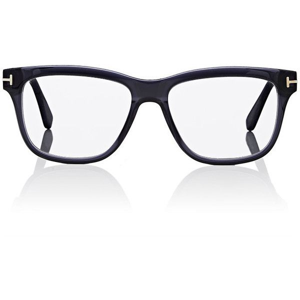 Tom Ford Men's FT5372 Eyeglasses ($470) ❤ liked on Polyvore featuring men's fashion, men's accessories, men's eyewear, men's eyeglasses, glasses, accessories, men, blue, mens eyewear and mens eyeglasses