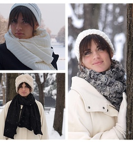 "Collection ""Winter Snow - 2013"""