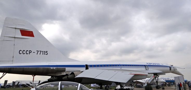 Supersonic vintage: a close look at the Tupolev TU-144 — Allplane.  (This aircraft is no longer in production and it is out of service.)
