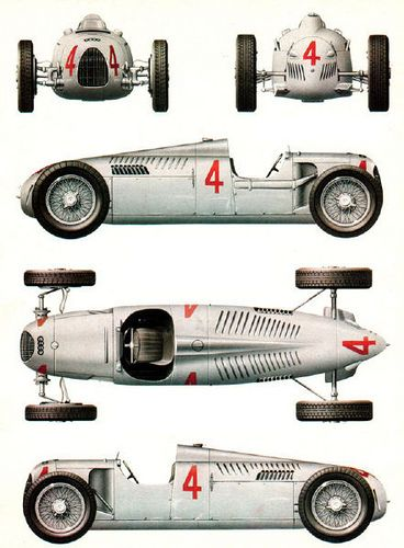 1935 auto union typ b 5v flickr photo sharing auto for A to b motors