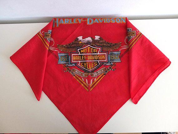 Harley Davidson/foulard homme/foulard femme/foulard unisex