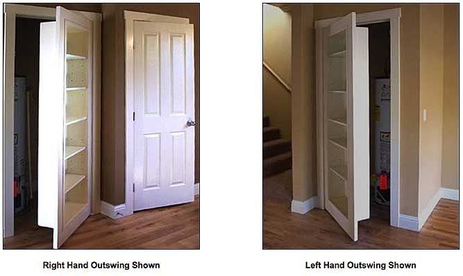 Great way to utilize the hot water heater closet/space