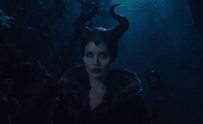 Angelina Jolie Terrifies in New Maleficent Trailer: Watch the Magical, Dark, Mesmerizing Sneak Peek Here! (VIDEO) #AngelinaJolie