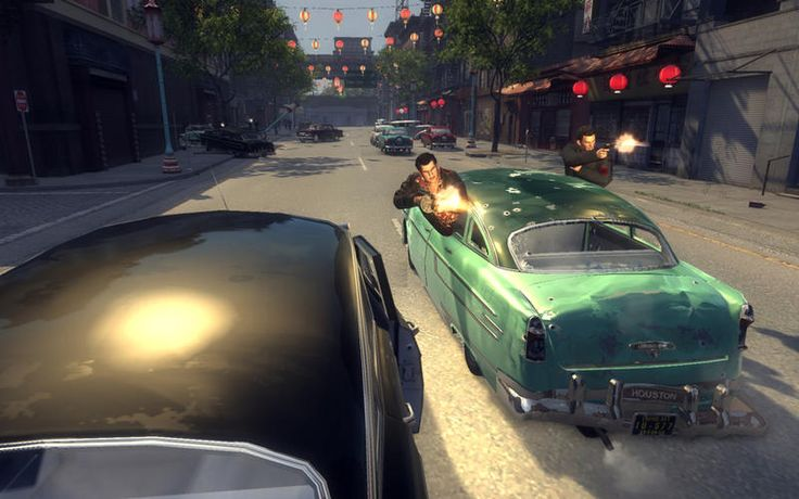 Mafia II Director's Cut IPA Cracked for iOS Free Download