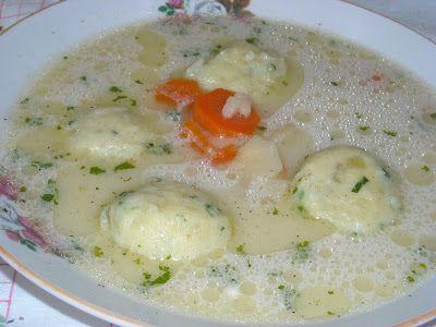 Makacska konyhája: Kacsa far-hát leves krumpligombóccal