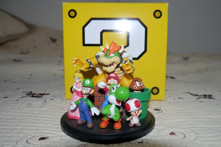 Mario Figurine