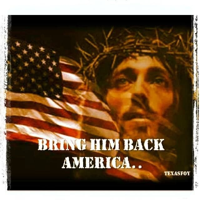 We need Jesus Christ to heal our great nation! Pray America, our ONLY hope is JESUS!! He is our strength!
