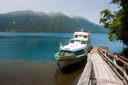 Lago Todos los Santos e Isla Margarita