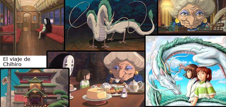 Blu-ray: El Viaje de Chihiro  Director: Hayao Miyazaki Animación. Fantasía. 2001 125 minutos