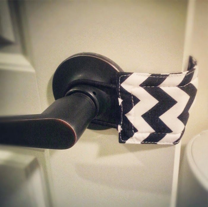 I Could Totally Make This: So You Can Sneak Out Of The Room Without The Latch Making