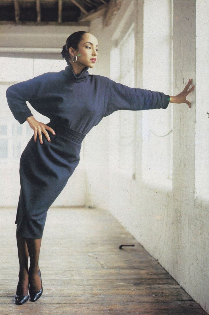 sade adu : always just a little something different
