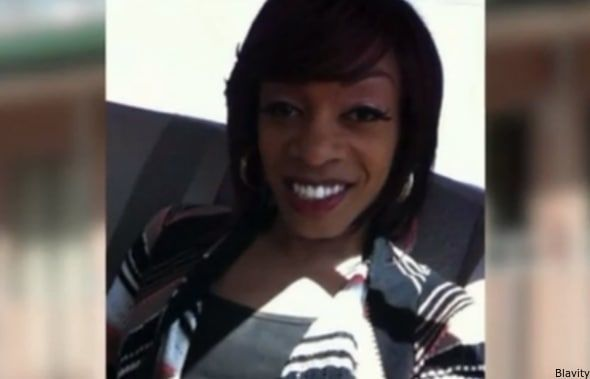 A 31-year-old black trans woman was found dead in an...