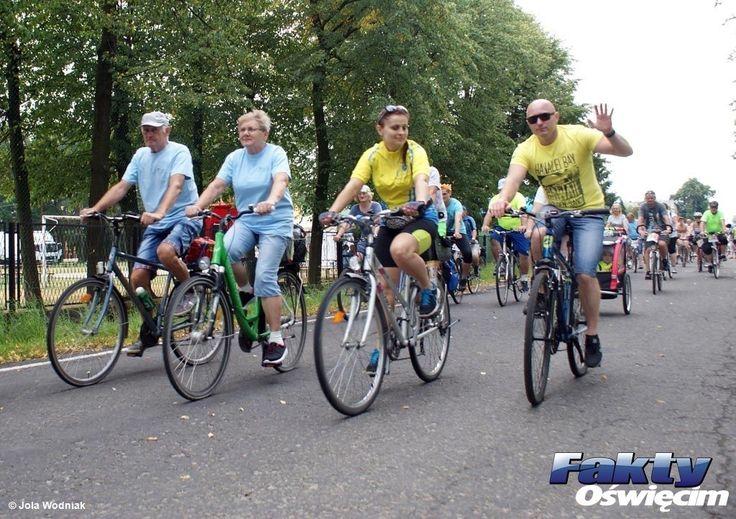 MotoGALICJA testuje trasy rowerowe. Przyłączmy się #Oświęcim #wycieczka #rower #trasarowerowa #motogalicja #rowery