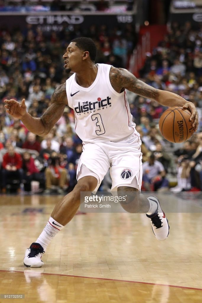 News Photo   Bradley Beal of the Washington Wizards in action ... a4476d5a7