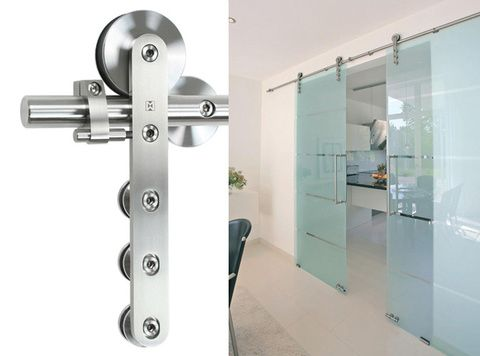 Discover the best room idersstainless steel sliding door hardware supra products on Dwell  sc 1 st  Pinterest & 76 best Sliding Door Mechanism images on Pinterest | Sliding doors ...