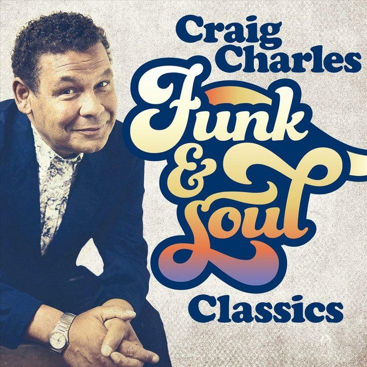 Craig Charles Funk & Soul Classics & Various - Craig Charles Funk & Soul Classics / Various (CD)