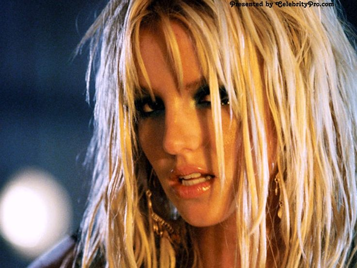 Sensational Britney Spears