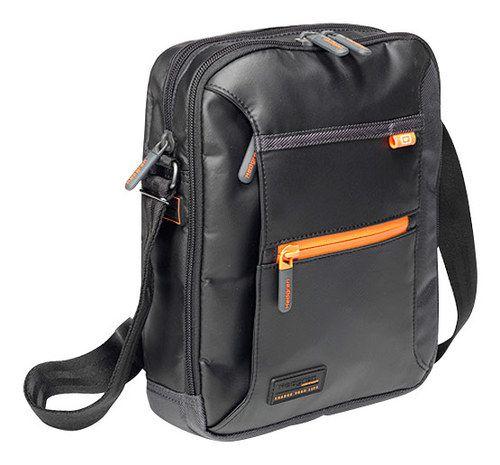 Hedgren - Vertical Crossover Bag - Black/Gray
