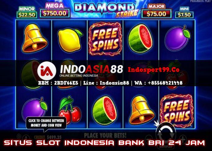 Situs Slot Indonesia Bank Bri 24 Jam Joker Indonesia